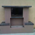 TV-outdoor-fireplace